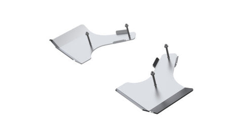 DISCOVERY 3 & 4 ARM GUARDS FRONT