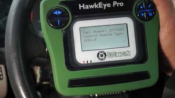 HAWKEYE TOTAL DIAGNOSTIC UNIT