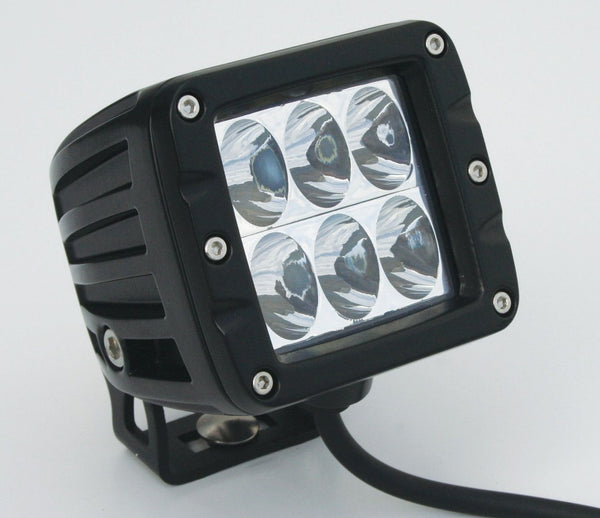 WILDERNESS LIGHTING COMPACT 6 - DRIVING BEAM