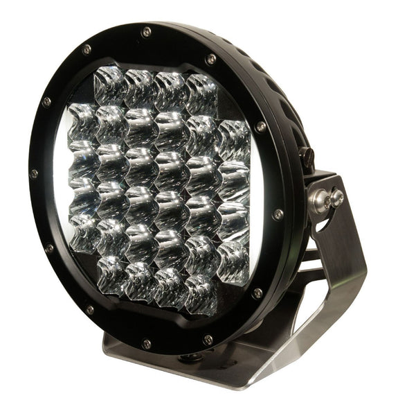 WILDERNESS LIGHTING ORB ROUND LIGHT WITH DRL - SPOT