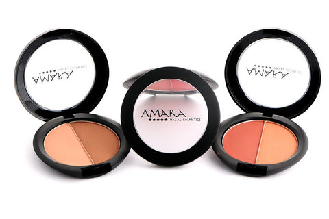Mineral Press Blush & Bronzer