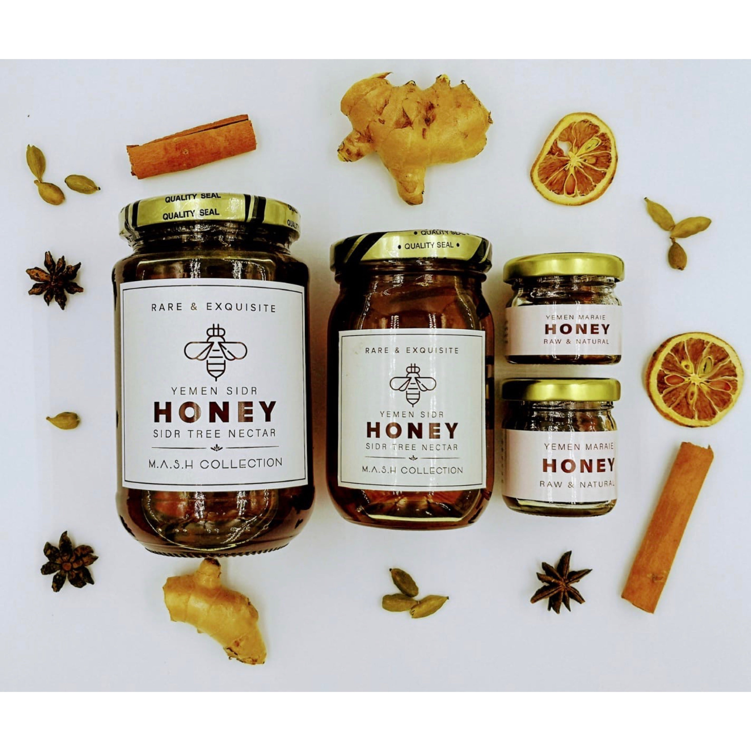 HONEY by M.A.S.H COLLECTION