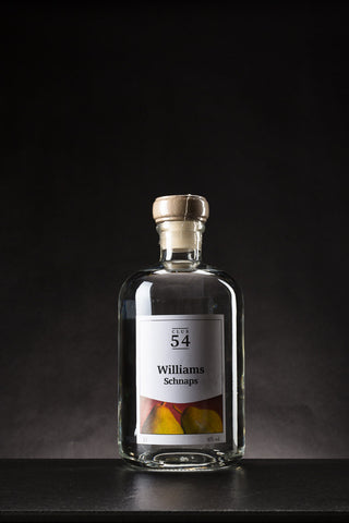 Club54 Williams Birnen - Schnaps (1 l)