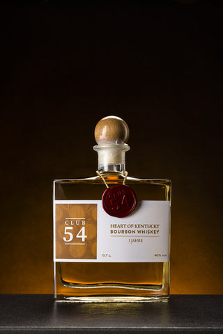 Club 54 Heart of Kentucky Bourbon Whiskey (0,7 l)