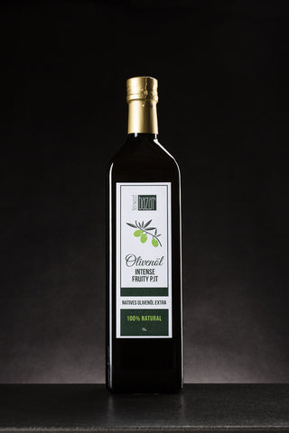 Feinkostbazar Olivenöl Intense Fruity P.IT (1000ml)