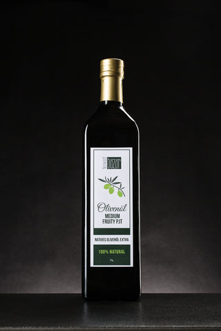 Feinkostbazar Olivenöl Medium Fruity P.IT (1000ml)