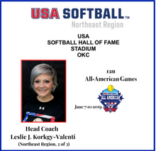 Load image into Gallery viewer, One on One Pitching or Hitting Lessons w/ Leslie Korkgy-Valenti (Softball)