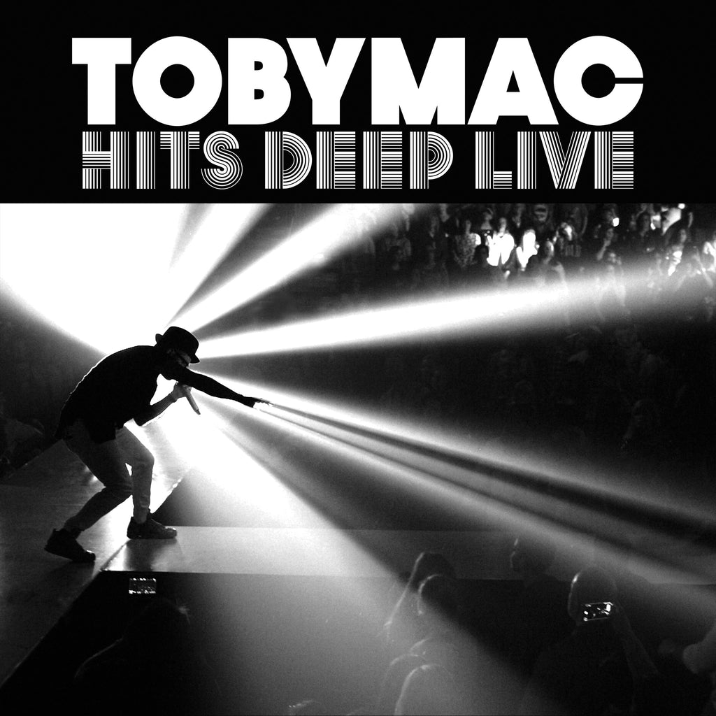 TobyMac - Hits Deep Live CD + DVD