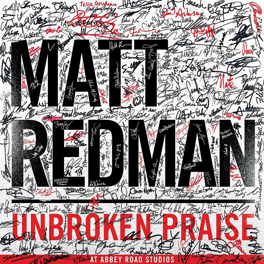 Matt Redman - Unbroken Praise (Live at Abbey Road Studios) (Double Vinyl)