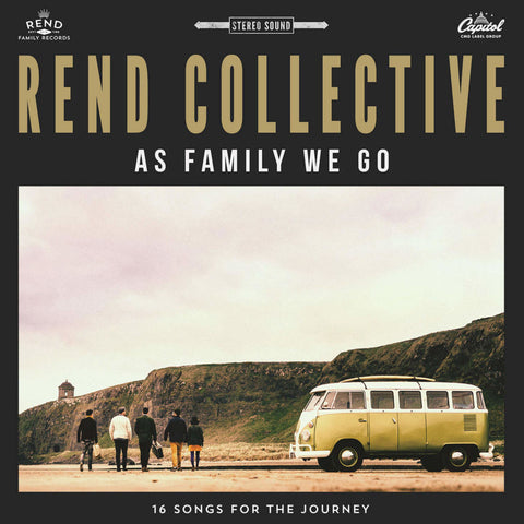 Rend Collective - As Family We Go Vinyl (Double Vinyl)
