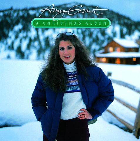 Amy Grant - A Christmas Album Digital