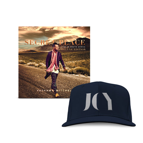VaShawn Mitchell - Deluxe Digital Album + Joy Snapback