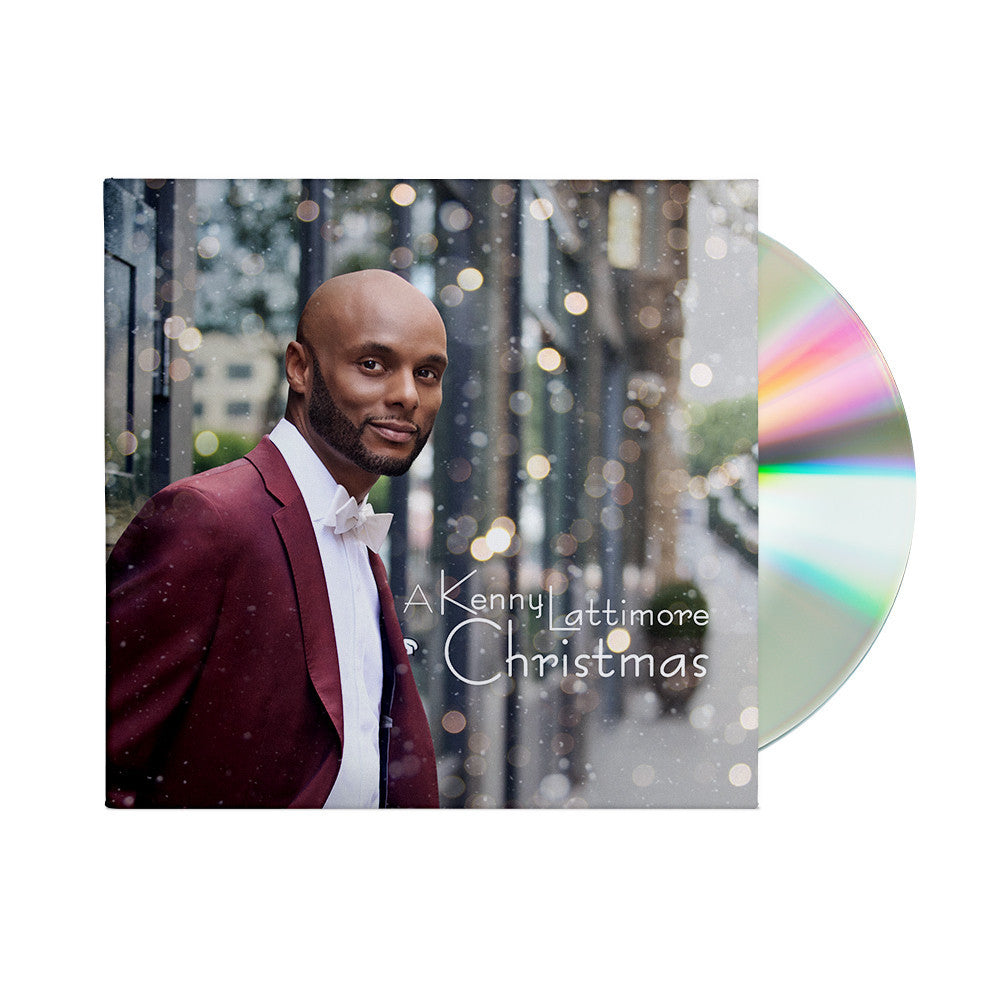Kenny Lattimore - A Kenny Lattimore Christmas CD