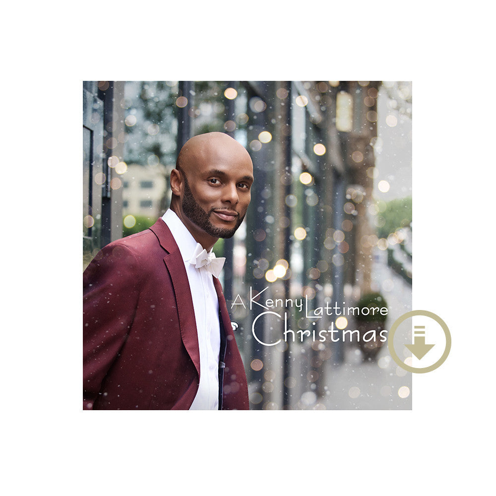Kenny Lattimore - A Kenny Lattimore Christmas Digital