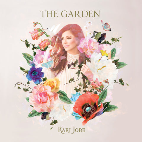 Kari Jobe -The Garden (Standard CD)