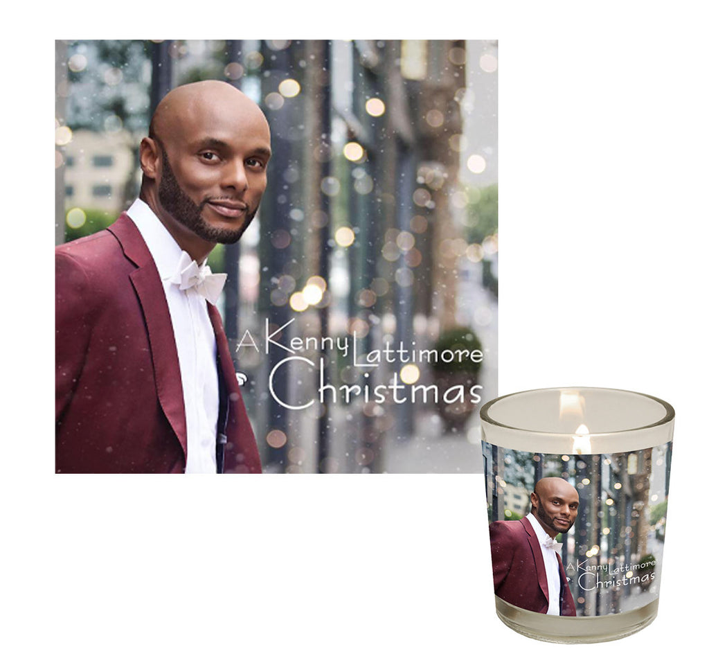 Kenny Lattimore - CD + Candle Fanpack