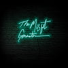 Social Club Misfits – White Cursive Tee + 'The Misfit Generation' EP