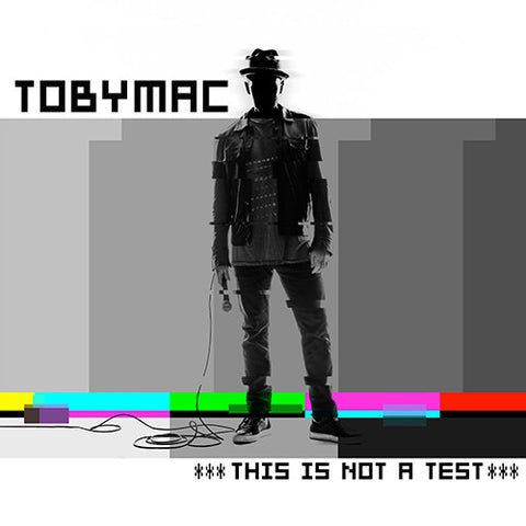 TobyMac - This Is Not A Test Vinyl (Double Vinyl)