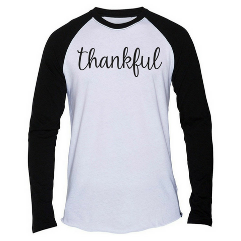 Thankful Raglan