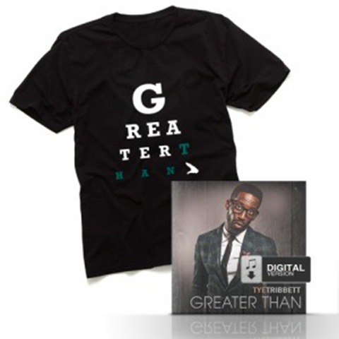 Tye Tribbett Fan Pack (Black)
