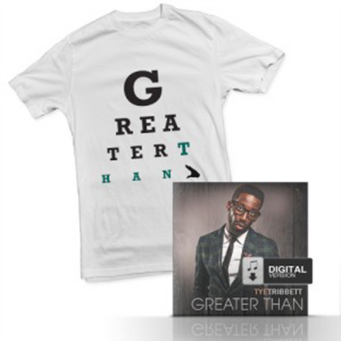 Tye Tribbett Fan Pack (White)