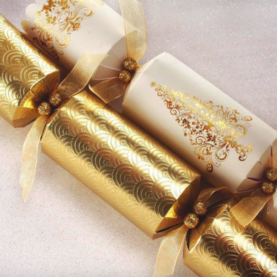 GOING CRACKERS  |  WHAT MAKES CHRISTMAS CRACKERS GO BANG?