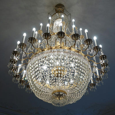 FRITZ FRYER | CHANDELIER CLEANERS AND RESTORERS