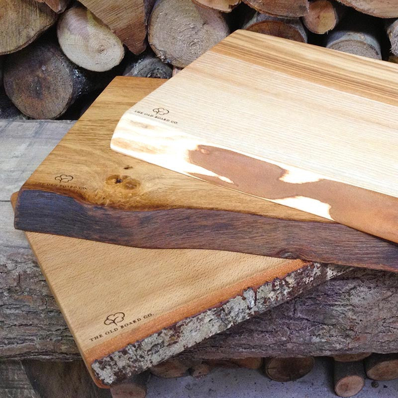 HOW TO REMOVE SCRATCHES FROM A WOODEN CHOPPING BOARD