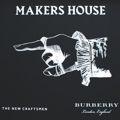MAKERS HOUSE | CAN BURBERRY RECONNECT WITH IT'S ROOTS?
