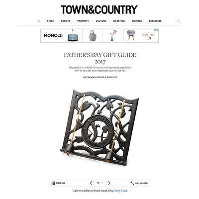 Town & Country | Father's Day Gift Guide 2017