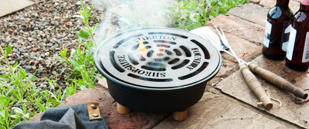 Cast Iron Outdoor Cooking | Handmade Gifts | DarbyMade