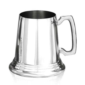 1 Pint Craft Beer Pewter Tankard