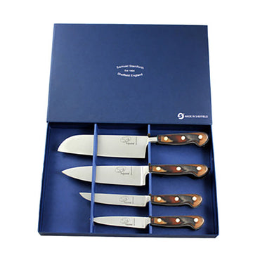 4 Piece DymondWood Kitchen Knife Set