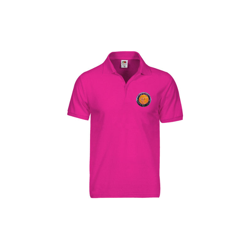 BOC Pink Polo Shirt