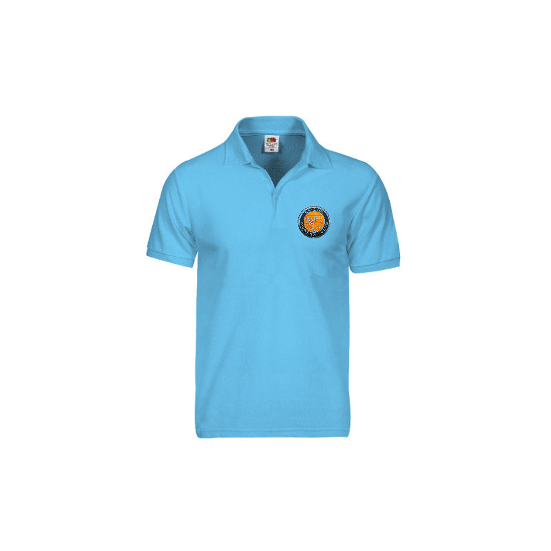 BOC Sky Blue Polo Shirt