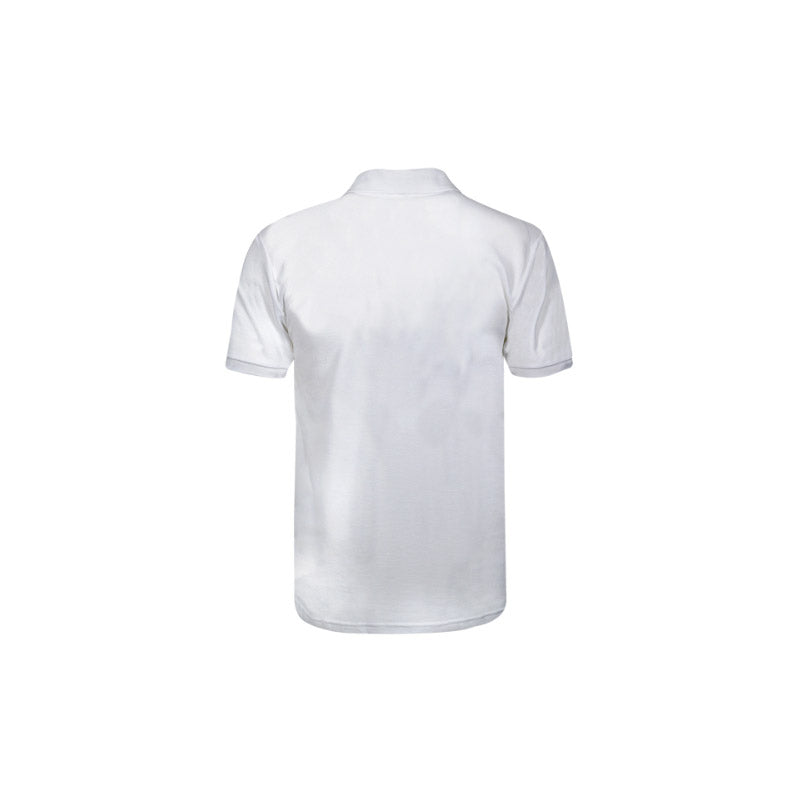 BOC White Polo Shirt