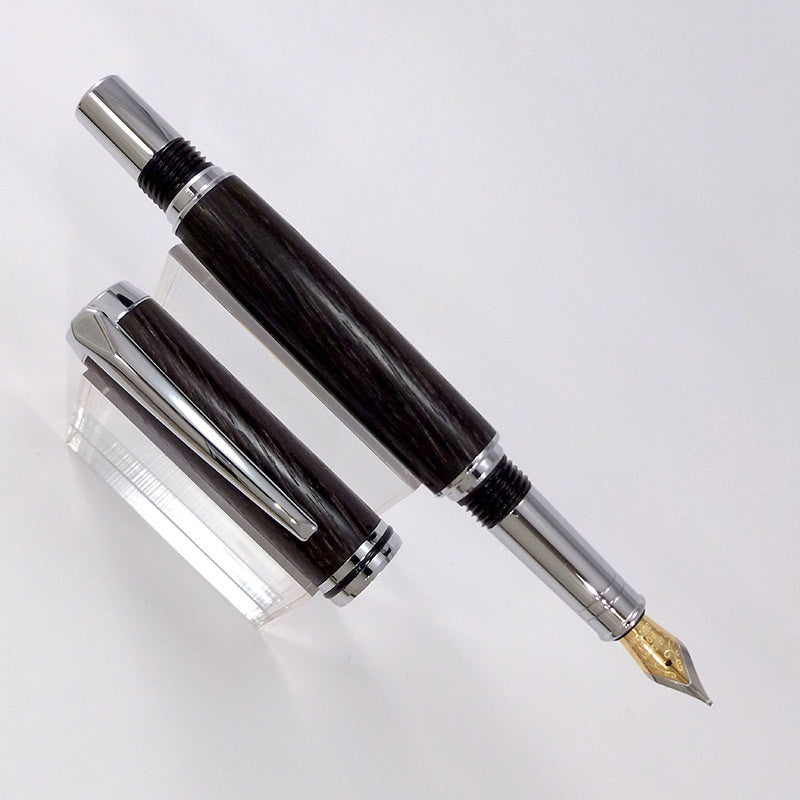 3,300 year old Bog Oak Norton Fountain Pen