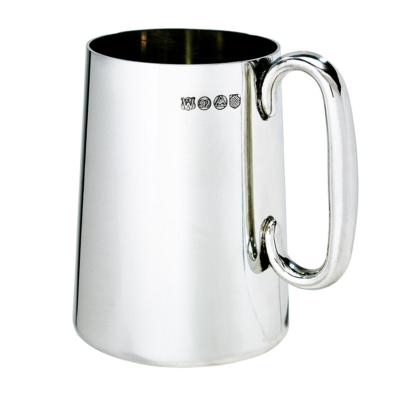 Craft Beer Pewter Tankard