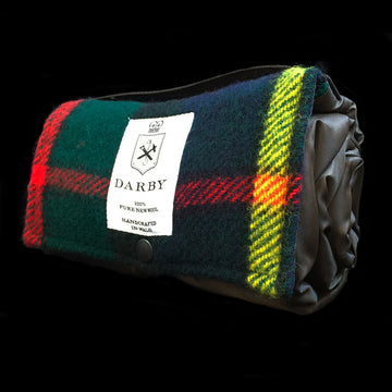 Holyrood Double Picnic Blanket