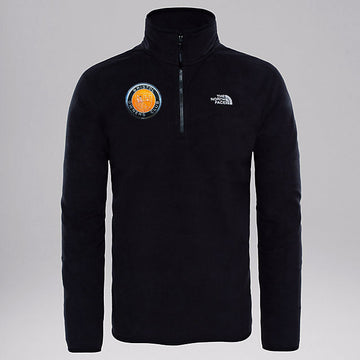 Mens North Face Black Fleece