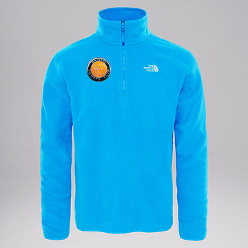 Mens North Face Blue Fleece