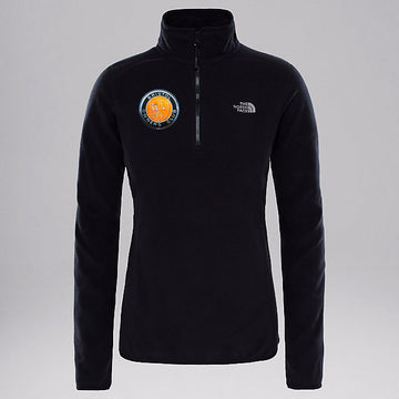 Womens North Face Black Fleece