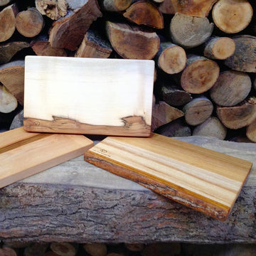 Solid Oak Wooden Chopping Board