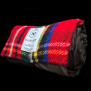 St James's Double Picnic Blanket