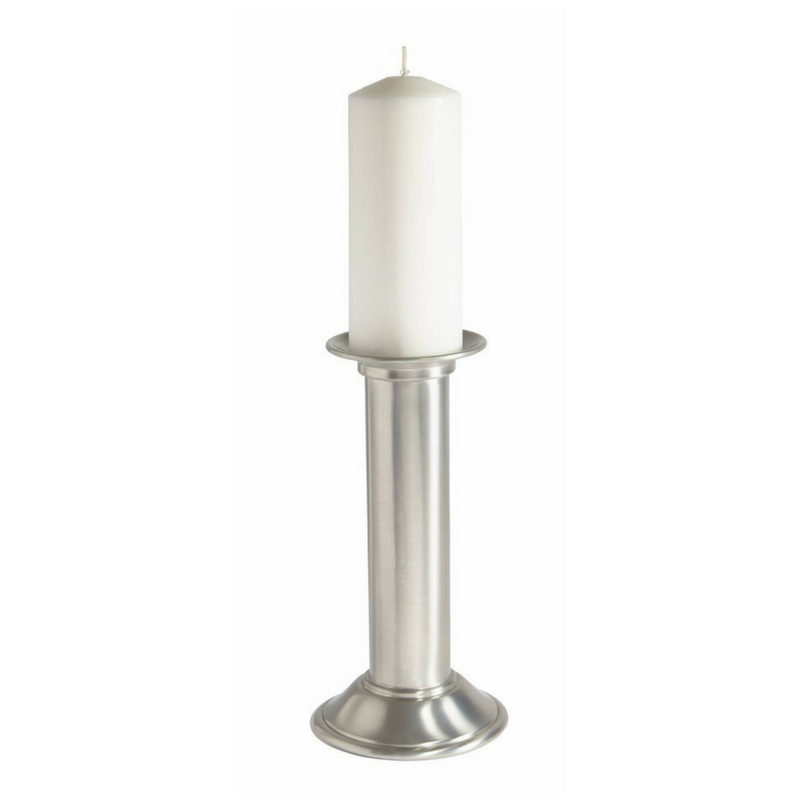 Large Pillar Candle Holder