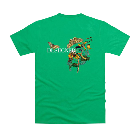 DESIIGNER Caterpillar Tree T-Shirt