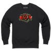 Desiigner Rose Black Crewneck