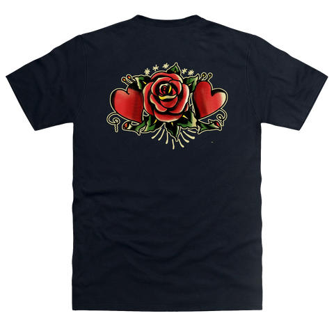 Desiigner Rose Black T-Shirt