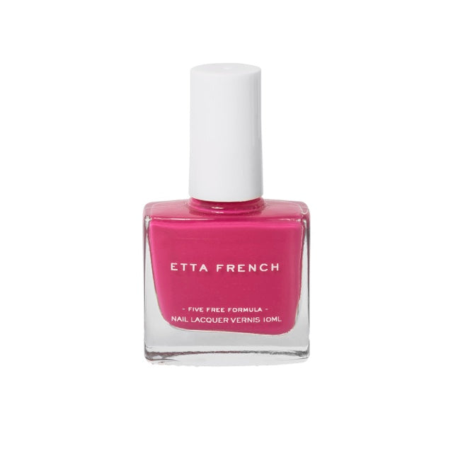 Hot Pink - Vegan Friendly Nail Varnish