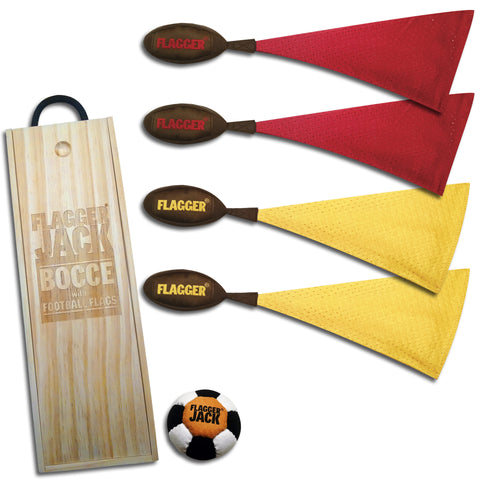 Flagger Jack Toss Game